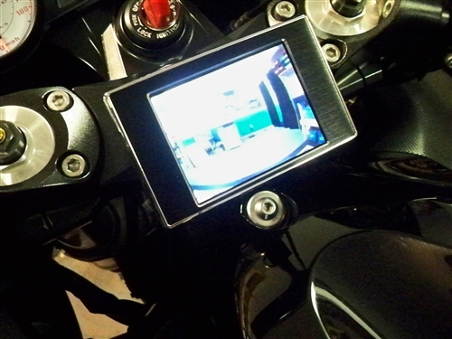 Honda Grom Price >> Motorcycle Rear View Back Up Camera Kit