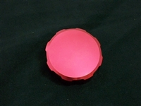 RED FRONT BRAKE RESERVOIR CAP