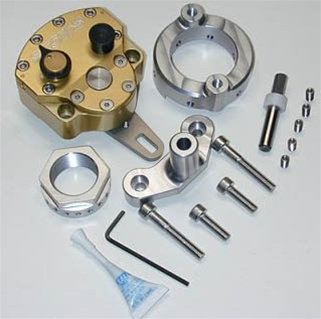 Honda Cbr 600rr 2005 2006 Scotts Steering Damper Stabilizer Kit