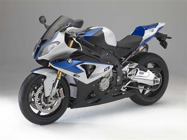 2009-2014 BMW S1000RR OEM Style White/Blue Fairings | # S1000RR-3