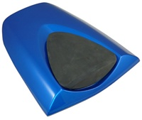 SOLO SEAT FOR HONDA CBR600 (07-12), GLINT WAVE BLUE METALLIC SOLO SEAT (product code: SOLOH101BU)