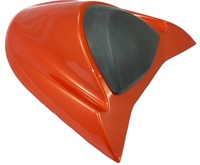 SOLO SEAT FOR KAWASAKI ZX10 (04-05), PEARL BLAZING ORANGE SOLO SEAT (product code: SOLOK200OR)