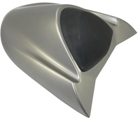 SOLO SEAT FOR KAWASAKI ZX10 (04-05), RAW TITANIUM SOLO SEAT (product code: SOLOK200T)