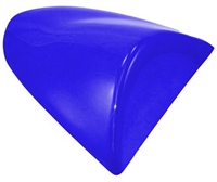 SOLO SEAT FOR KAWASAKI ZX10 (06-07) ZX6R (05-06) CANDY PLASMA BLUE SOLO SEAT (product code: SOLOK201BU)