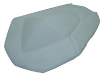 SOLO SEAT FOR SUZUKI GSXR 1000 (09-2015), UNPAINTED (product code: SOLOS307UP)