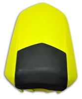 SOLO SEAT FOR YAMAHA R1 (04-06), REDDISH YELLOW COCKTAIL#1 SOLO SEAT (product code: SOLOY400Y)