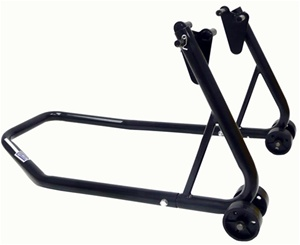 Rear Motorcycle Stand, Black (product code: ST605B)