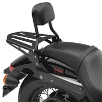 Kawasaki Vulcan 1500 Luggage Rack