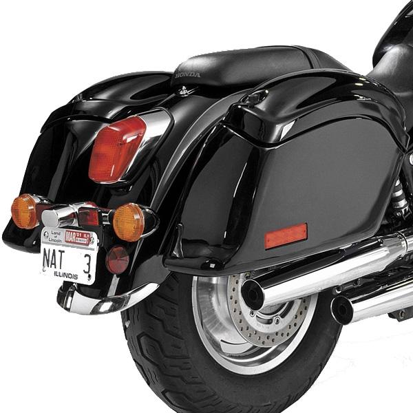 Kawasaki Oem Hard Saddlebags