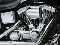 Kawasaki VN1500 VN1600 Hypercharger Air Cleaner