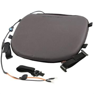 Pro Pad Motorcycle Heated Leather Gel Seat Pad Touring