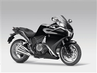 Honda VFR 1200 Gloss Black Fairings