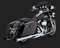 Harley Touring Hi-Output Exhaust