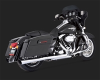 Harley Touring Tapered Slash-Cut Exhaust