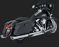 Harley Touring '09 Dresser Duals Head Pipes