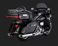 Harley Touring '95-'16 Monster Squared Exhaust