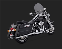 Harley Touring '95-'06 Chrome Big Shot Exhaust