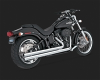 Harley Softail Big Shots Long Exhaust