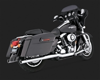 Harley Touring '07-'08 Big Shot Duals Exhaust
