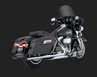 Harley Touring 2009 Big Shot Duals Exhaust