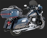 Harley Touring '10-'13  Big Shot Duals Exhaust