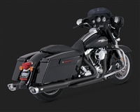 Harley Touring '95-'16 Monster Ovals Exhaust