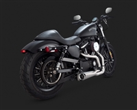 Harley Sportster Competition 2-Into-1 Exhaust