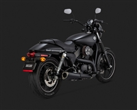 Harley Street 750/500 Competition Series Exhaust