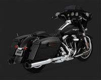 Harley Touring '95-'16 Oversized 450 Exhaust