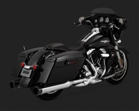 Harley Touring '09'16 Power Duals Exhaust System