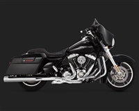 Harley Touring Eliminator 400 Slip On Exhaust