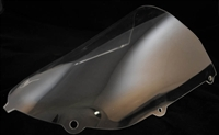 Kawasaki Z750S Windscreen (2005-2006) Clear