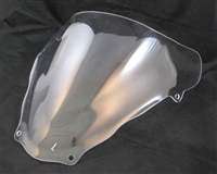 Suzuki SV650 Windscreen (1999-2002) Clear