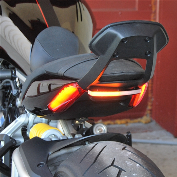 ducati xdiavel led rear turn signals (backrest version)