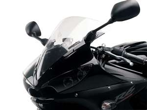 Hotbodies YAMAHA YZF-R6 (03-05) / R6s (06-09)  SS Windscreen (Stock Replacement) - Clear