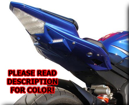 Hotbodies YAMAHA YZF R6 06 07 ABS Undertail W Built In LED Signal