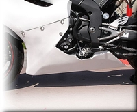 Hotbodies Yamaha YZF-R1 (07-08) Fiberglass Race Lower