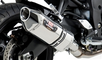 Yamaha FZ8 2011-Present Yoshimura Polished w/ Stainless Tip R-77 Slip On Exhaust