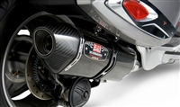 Can-Am Spyder RT 2010-Present Yoshimura Carbon Fiber R-77 EPA Noise Compliant Exhaust System