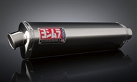 Kawasaki Ninja 650R / ER-6n 2009-2011 Yoshimura Polished TRS Slip On Exhaust