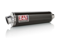 Suzuki SV1000/S 2004-2007 Yoshimura Dual RS-3 Carbon Slip On Exhaust