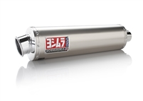 Suzuki SV1000/S 2004-2007 Yoshimura Dual RS-3 Titanium On Exhaust