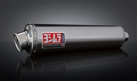 Suzuki GSF1250A 2011-Present Yoshimura RS-3 Polished Slip On Exhaust