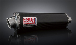Yamaha FZ1 2001-2005 Yoshimura RS-3 Carbon Fiber Slip On Exhaust