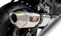 Kawasaki ZX14R 2006-2011 Yoshimura Polished w/ Stainless Tip R-77 Complete Full Exhaust System