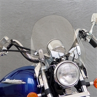 Honda VTX1300R / S / T 2003-2009 Windscreen Deflector Switch Blade By National Cycle