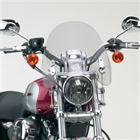 Kawasaki VN900C Vulcan 900 Custom 2007-Present Windscreen Deflector Switch Blade By National Cycle