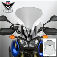 Yamaha XT1200 Super Tenere 2011-2012 Windscreen Sport/Tour V-Stream by National Cycle