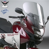 Honda NT700V / VA 2010-2012 Windscreen Replacement V-Stream by National Cycle